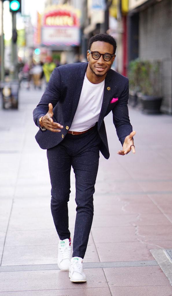 【メンズ必見】スーツに合うおすすめスニーカー紹介!通勤用の靴もこれで安心! スニーカーパラダイスニューヨーク