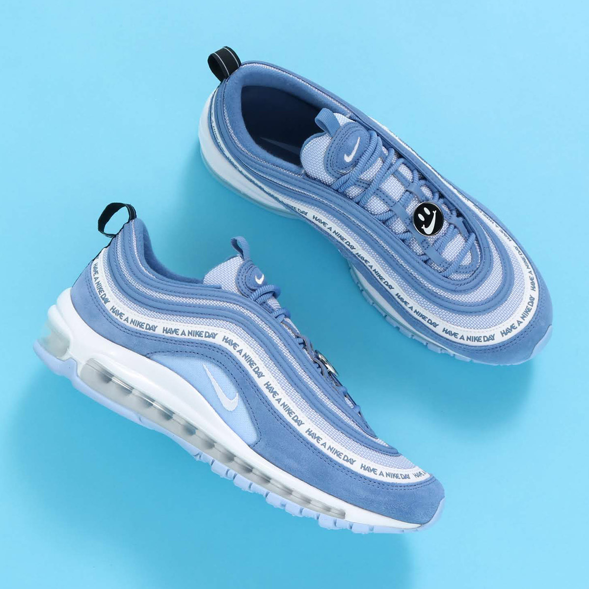 teléfono Cambiarse de ropa vestirse  Nike Air Max 97 ND Have A Nike Day Indigo Storm White Men Shoes BQ9130-400  Men Sporting Goods